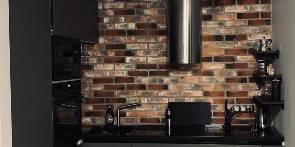 Фото реализованного дизайн проекта квартиры в стиле лофт