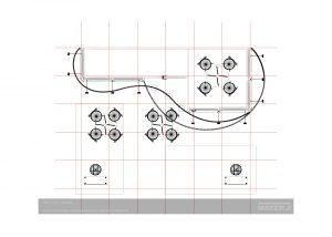 Дизайн проект выставочного стенда для ОАО Ашинский металлургический завод. Amet.