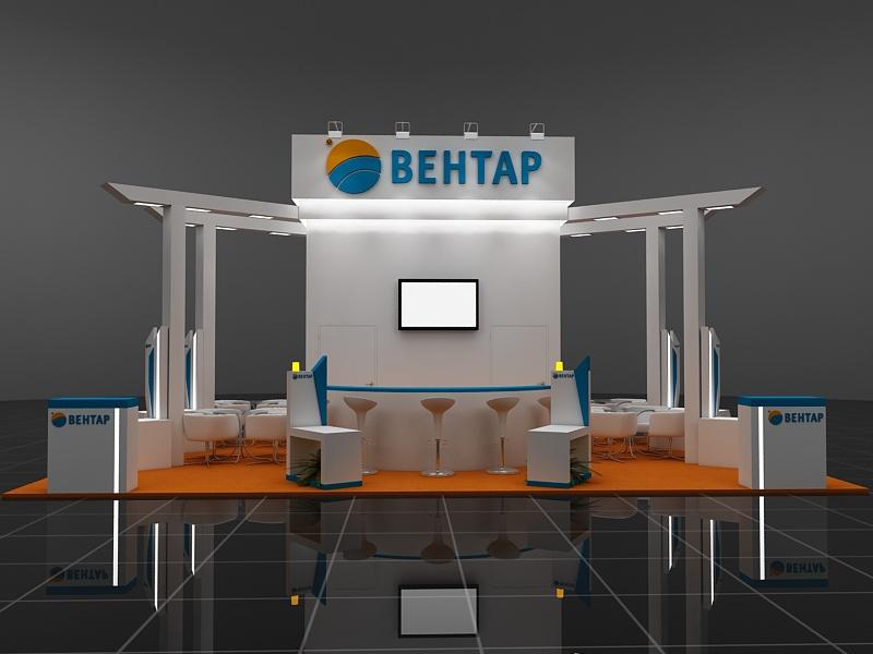 Дизайн проект для компании Вентар.
