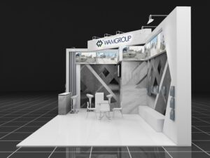 Дизайн проект для компании WAMGROUP.